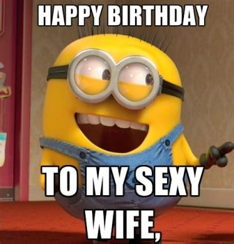 Wife Birthday Memes