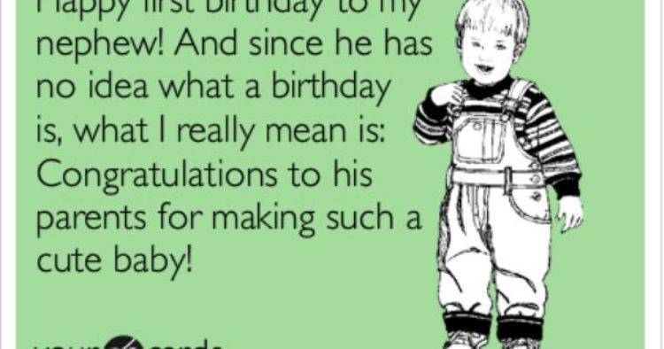 Nephew Birthday Memes