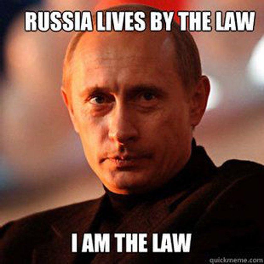Russia Bans Memes