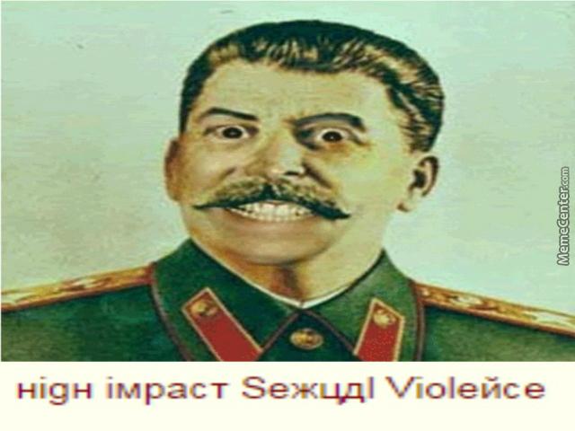 Joseph Stalin Memes