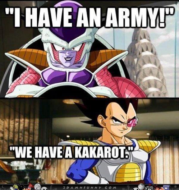 Dragon Ball Memes