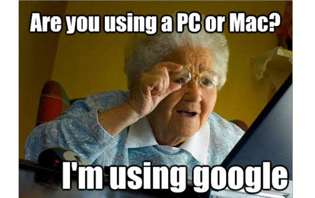 Old Lady Memes