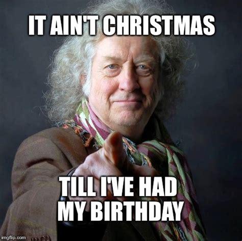 Birthday On Christmas Memes