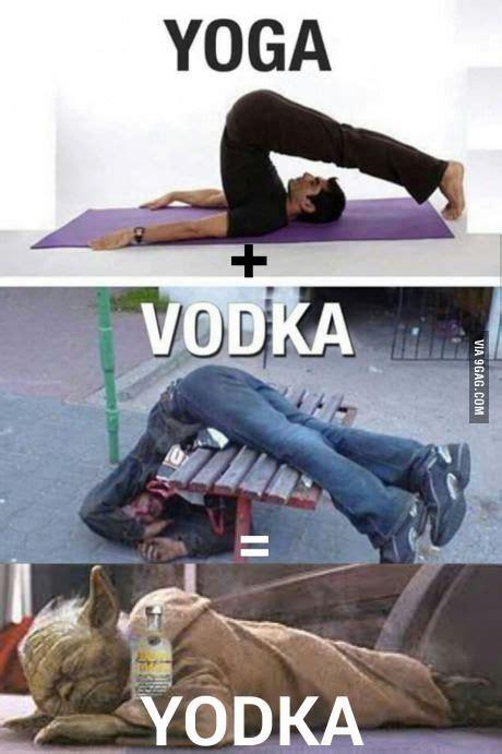 Drunk Yoga Memes