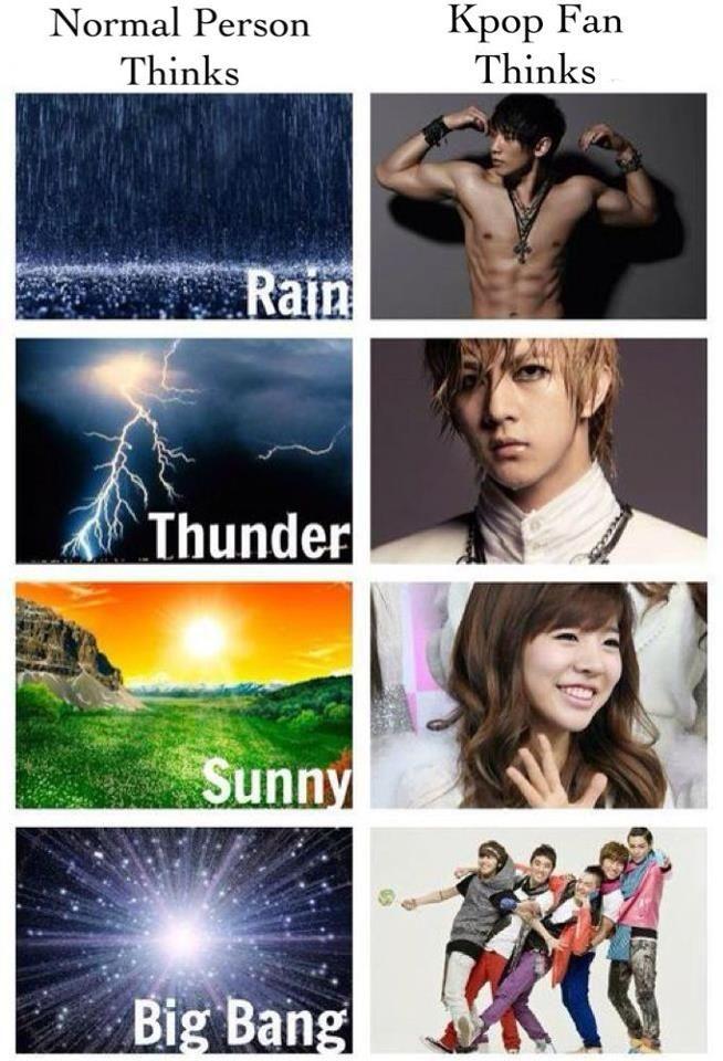 Kpop Fan Memes