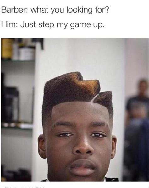 Guy With Bad Hair Memes