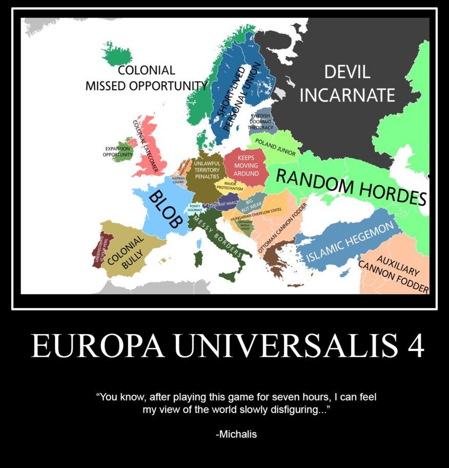 Eu4 Memes