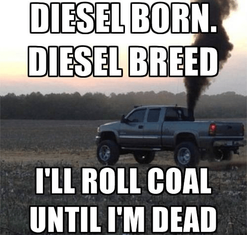 Amazon Com Funny Diesel Truck Meme Soot Loading Roll Coal Pickup Truck T Shirt Clothing