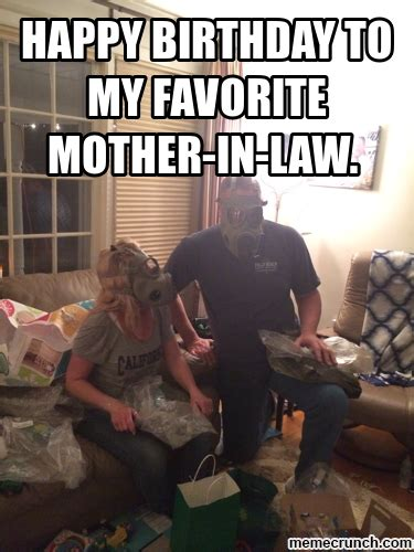 Mother In Law Birthday Memes