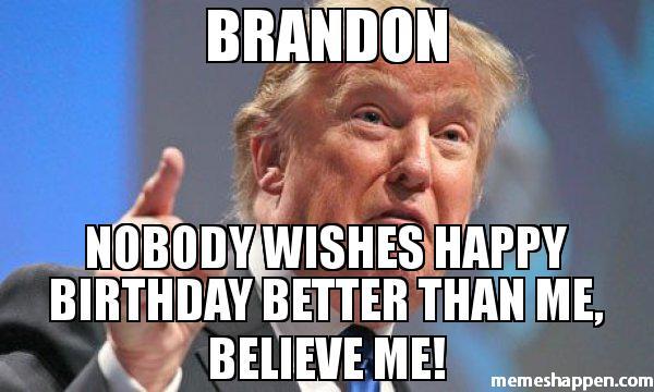 Brandon Memes