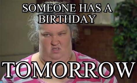 Birthday Tomorrow Memes