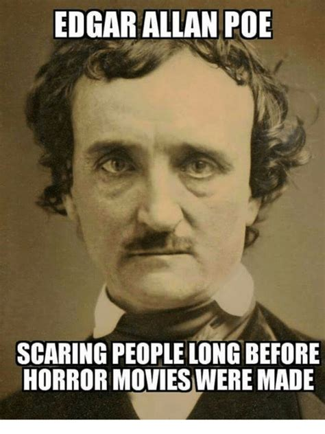 Image Resembling The Face Of Edgar Allen Poe Found On The Back Of