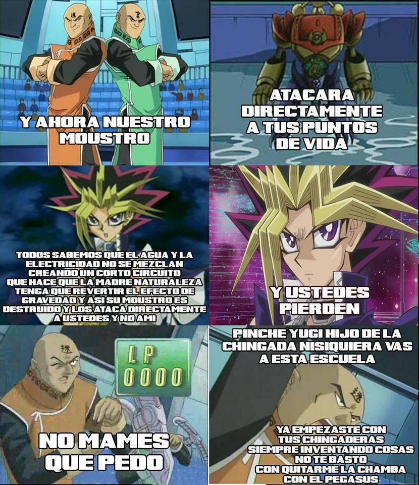 Oh No Yugioh Zexal Season 3 No Kaiba Meme Generator