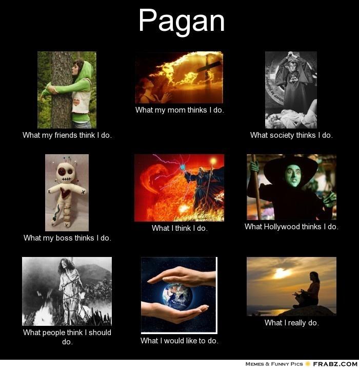 Pagan Memes