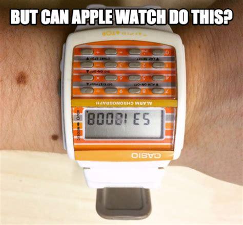 Apple Watch Memes