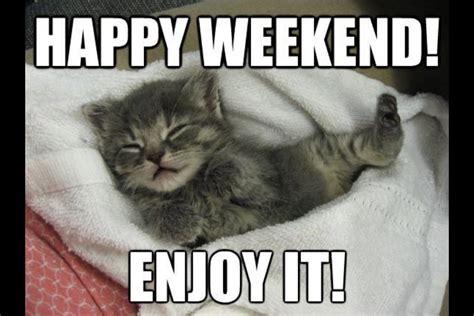Happy Weekend Memes