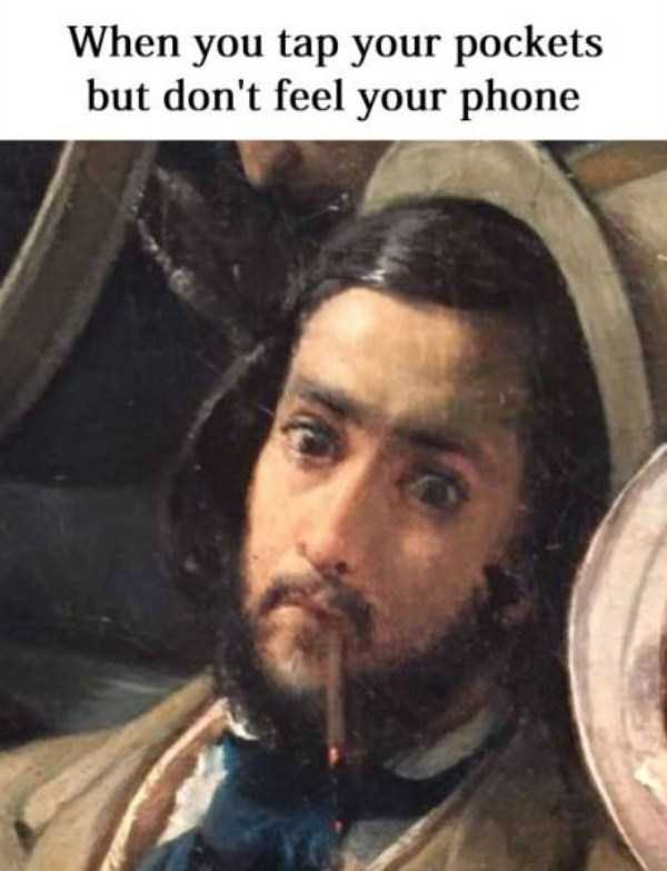 40 Classical Art Memes That Ll Make You Feel Cultured Memebase