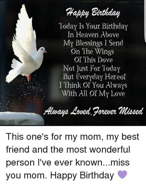 Happy Birthday In Heaven Memes