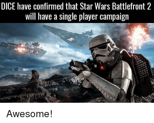 Star Wars Battlefront Ii S Single Player Campaign Is A Great New