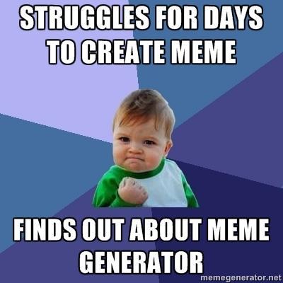 Generating Memes