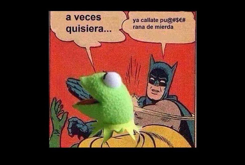 Kermit La Rana Memes