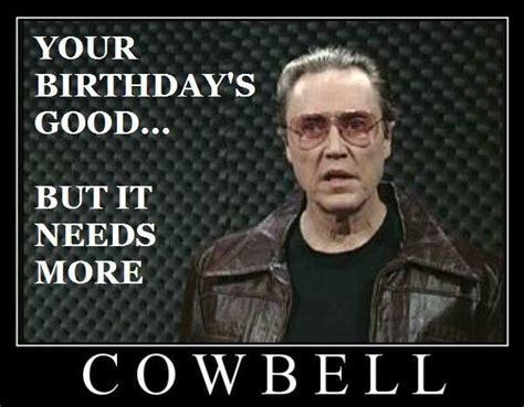 Christopher Walken Birthday Memes