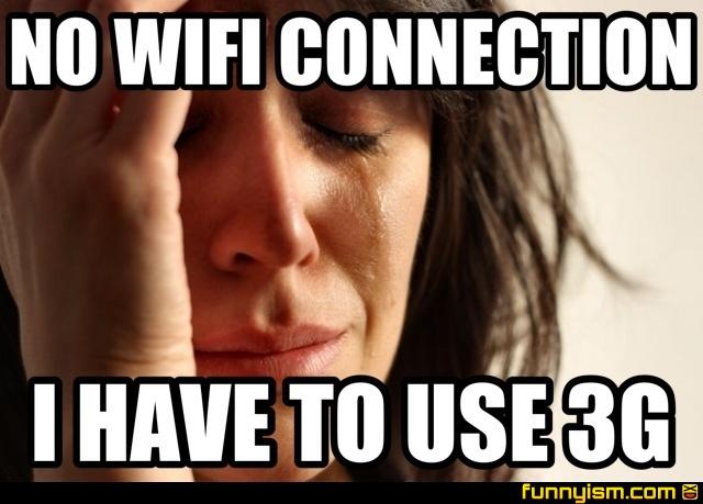 No Wifi Memes