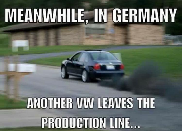 Volkswagen Memes