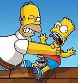 Hardly Kirk Ing Gallery Homer Funny Pictures The Simpsons