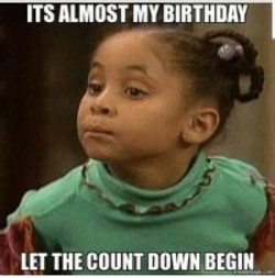 Birthday Countdown Memes