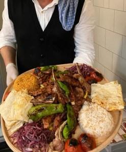 Spezial Grill Teller