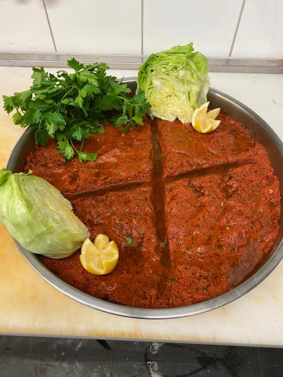 Çiğ Köfte Teller | Salat