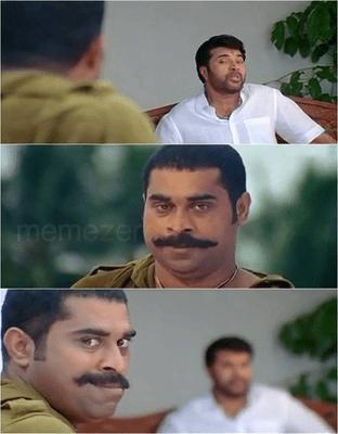Download Malayalam Movie Plain Memes Troll Maker Blank Meme