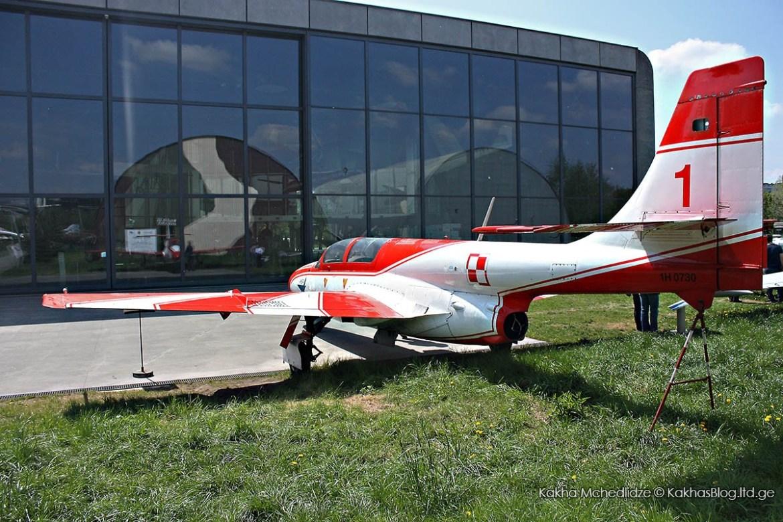 """TS-11 Iskra bis B """"Red 1"""""""