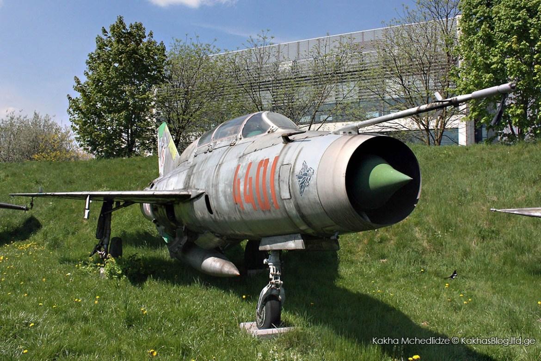 Mikoyan-Gurevich MiG-21US