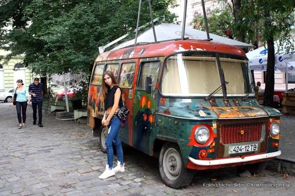 ლვოვი - ქალაქი ყავა და შოკოლადი - მე მოგზაური
