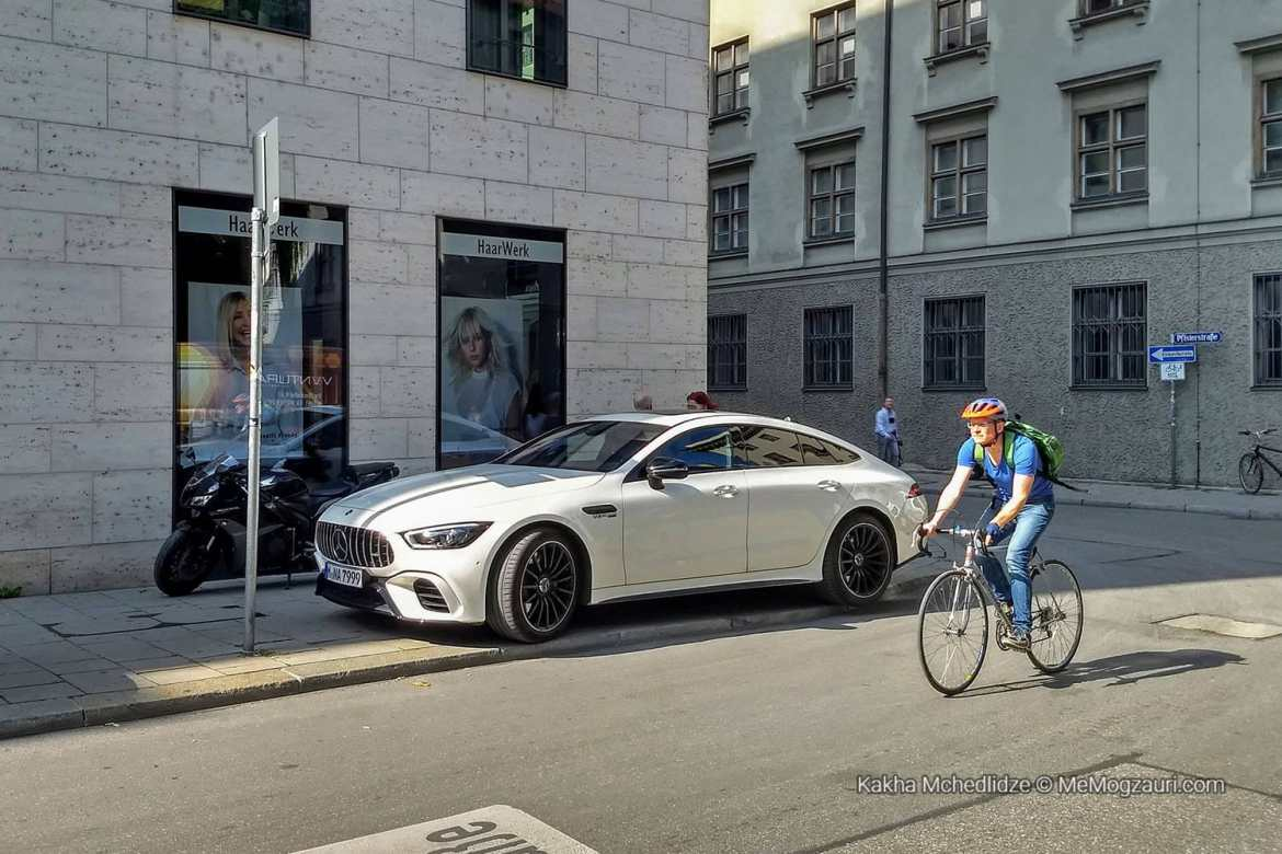 2019 Mercedes-AMG GT 63 S