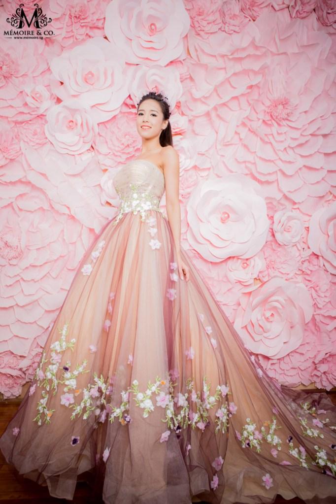 Elegant Collection | Wedding Gown Singapore