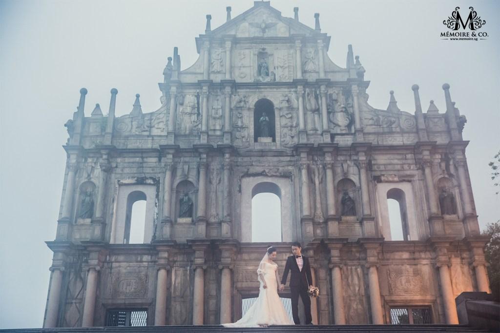 Oversea Pre Wedding Photoshoot Service
