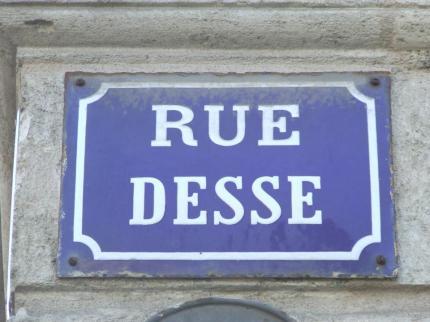 Rue Bordeaux