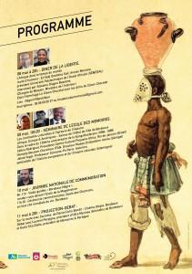 Programme détaillé Memorial 2015 Bordeaux