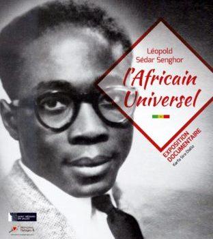 EXPOSITION «SENGHOR, L'AFRICAIN UNIVERSEL» – L'hommage de Saint-Médard-en-Jalles