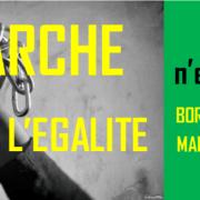 MARCHE POUR L'ÉGALITÉ & CONTRE  L'ESCLAVAGE, 11 mai Bordeaux