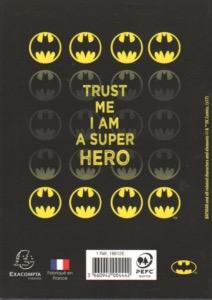 Agenda Scolaire BATMAN Exacompta DC Comics Forum Septembre