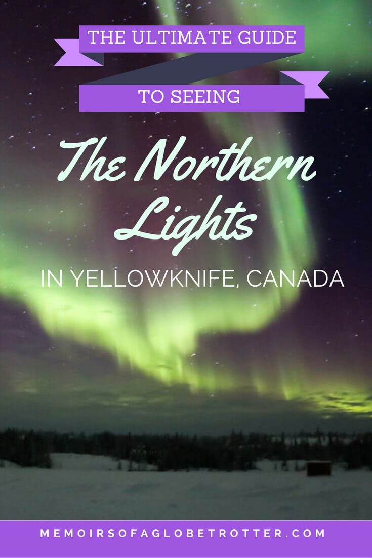 How to See the Northern Lights in Yellowknife
