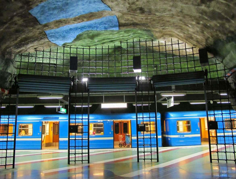 Kungstradgarden Station, Stockholm