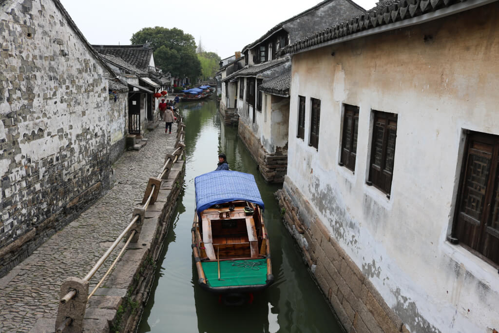 Canals in Zhouzhuang
