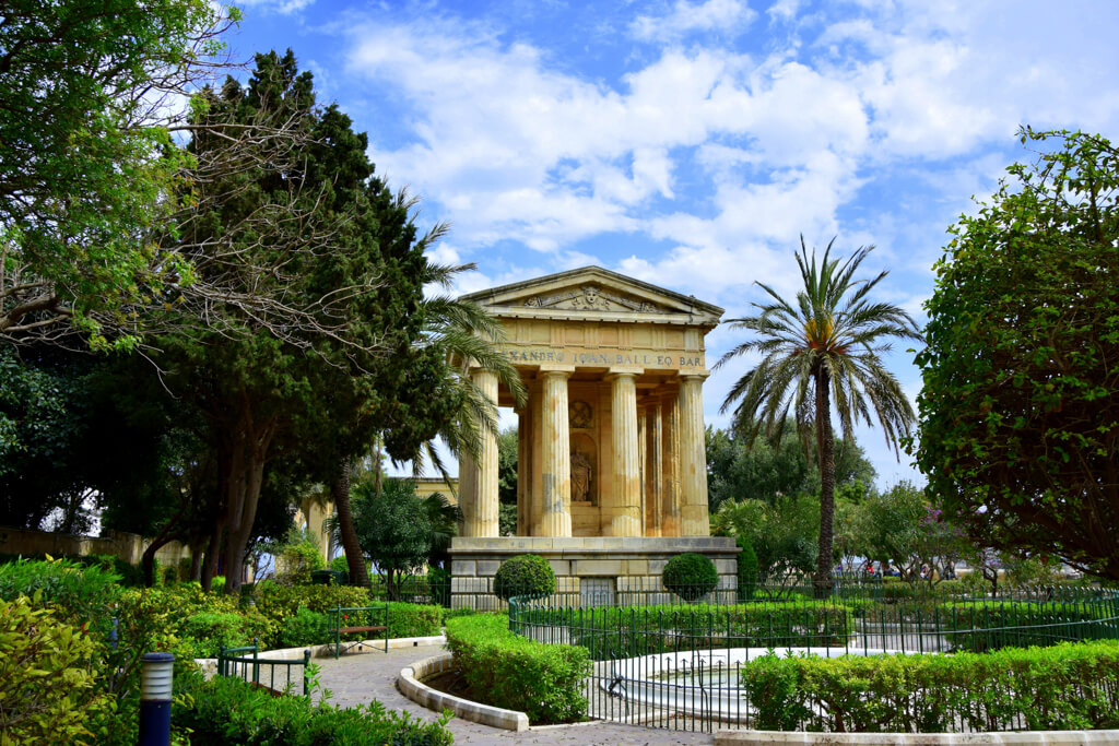 Lower Barrakka Gardens