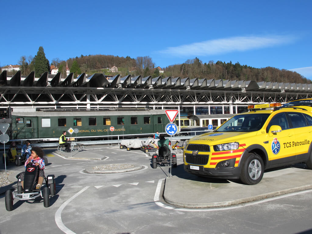 Swiss Transport Museum