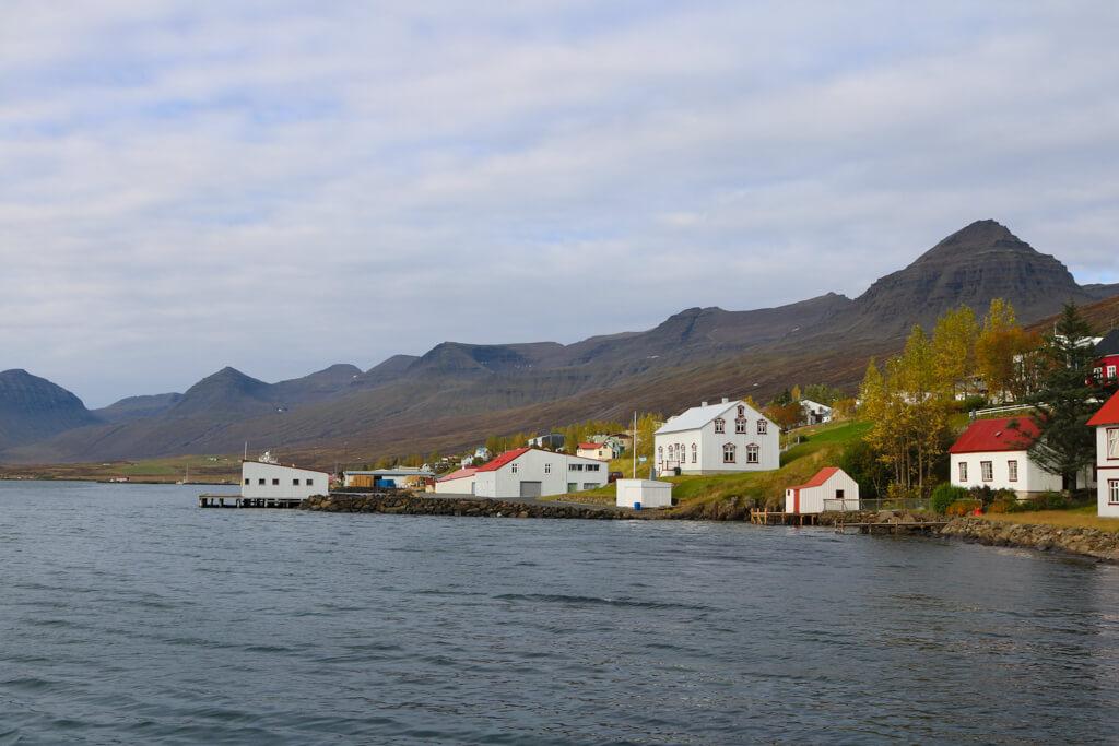 Fáskrúðsfjörður is a village in Eastern Iceland.